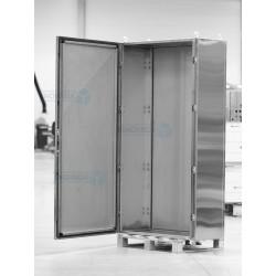 Szafa nierdzewna FC 800x2000x500mm drzwi pełne