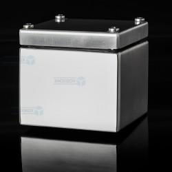 Puszka kwasoodporna AISI 316L SC 100x100x90mm