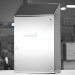 Skrzynka kwasoodporna CHB 450x600x250mm
