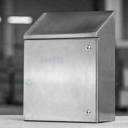 Skrzynka kwasoodporna CHB 600x600x250mm