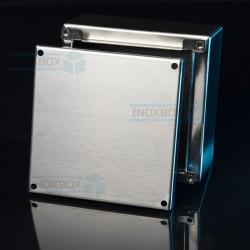 Puszka nierdzewna SCA01501509 150x150x90 mm
