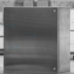 Skrzynka nierdzewna CC 08008030 800x800x300 mm